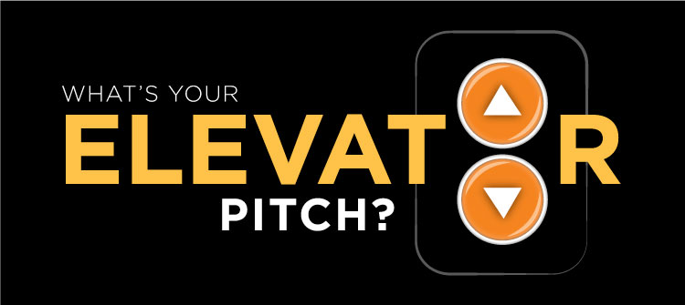 how to do an elevator pitch